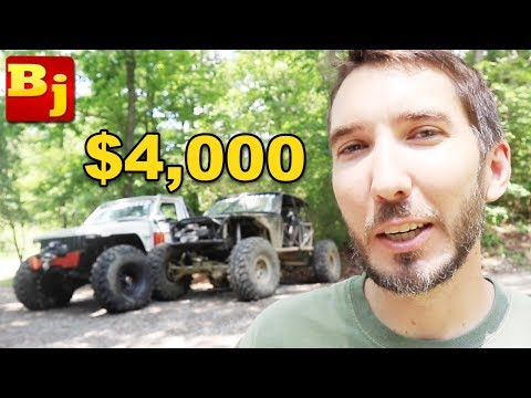 My $4,000 💰Jeep Story! - I got Called Out