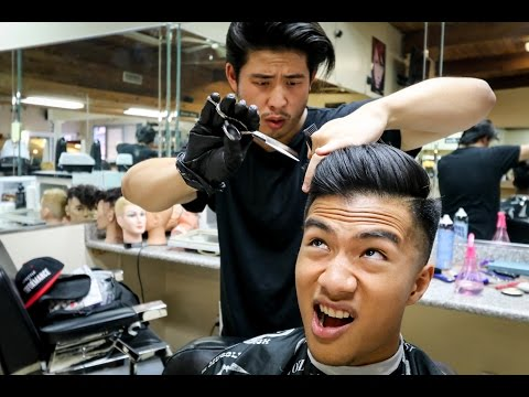 HOW TO DEFEAT STIFF ASIAN HAIR.