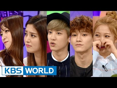 Hello Counselor - Seol Special (2016.02.22)