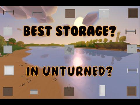 Best Type Of Storage In Unturned (In Depth Look)