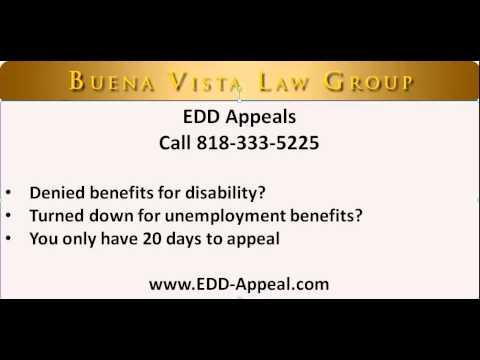 EDD Appeal