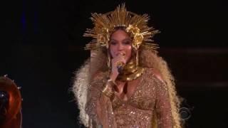 Beyoncé 2017 Grammy Performance