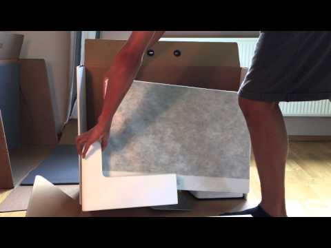iMac Unboxing 5K Retina Display (Refurbished)