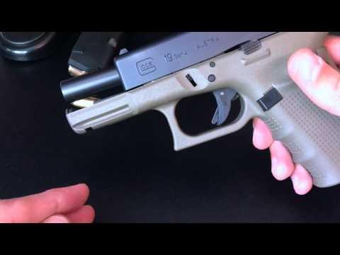 Choosing your first handgun for beginners