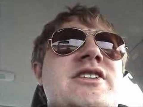 Will's Drive Across America Clip 003