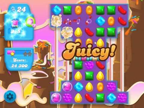 Candy Crush Soda Saga Level 65 NEW