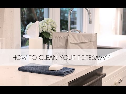How to Clean Your ToteSavvy®