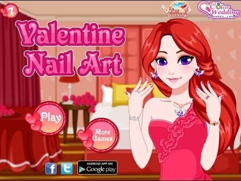 Little Girl Nail Art Games Girl Art Games