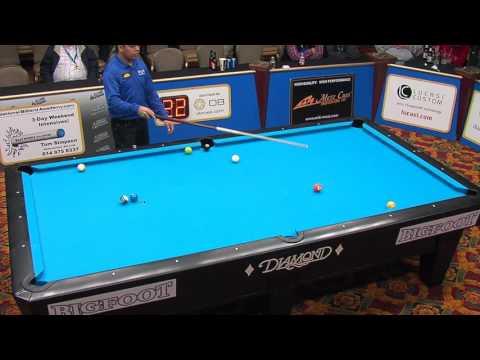 Billiards Digest Stroke of Genius (April 2017)