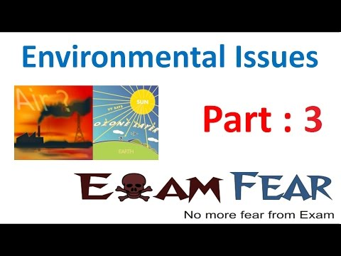 Biology Environmental Issues part 3 (Air pollution control) class 12 XII