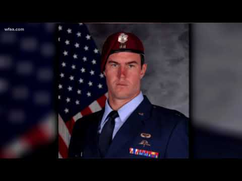 North Texas Airman to be buried at Arlington National Cemetery