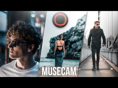 How to shoot RAW photos on an iPhone and edit them LIKE A BOSS!! Musecam app review