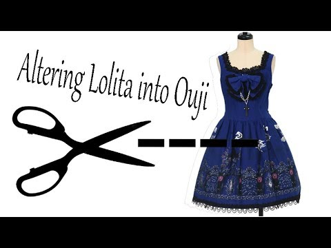 LEAVING LOLITA AFTER 12 YEARS? Altering Lolita into Boystyle (.... mostly Clickbait)