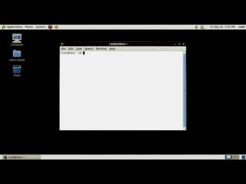 Configuring FTP server anonymous upload in Linux (Centos 6/RHEL 6) client BT5