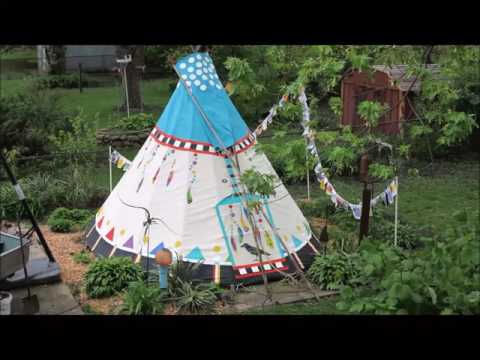 Prayer Flag Project May 1st 2017