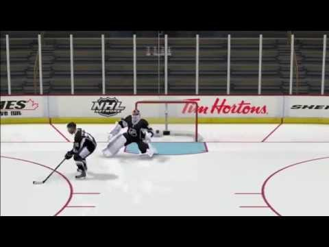NHL 14 Glitch Goals How to Score Every Time! 100% EASY Tutorial (Works Online)