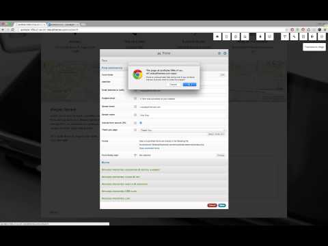 How to send emails on behalf of an e mail address in the Nexus Studio