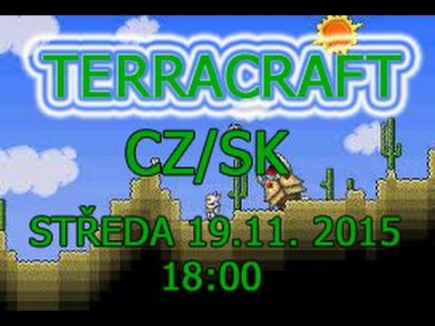 Terraria Server CZ/SK - TerraCraft