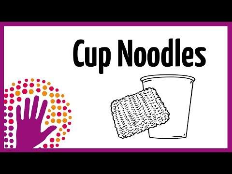 A Brief History Of Cup Noodles