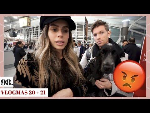 We Were Not Prepared   Vlogmas 20 + 21
