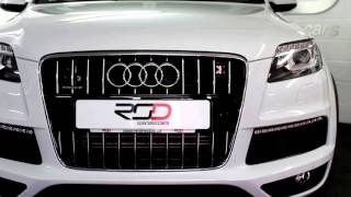 2016 Audi Q7 Sline Model Car