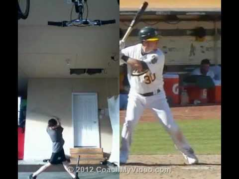 Cody's Lesson #2 - Baseball hitting video lesson from CoachMyVideo.com