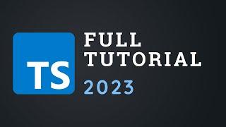 TypeScript Course for Beginners 2021 - Learn TypeScript from Scratch!
