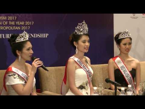 After Event Press Con, Miss Malaysia Tourism Pageant, 23 Sep 2017