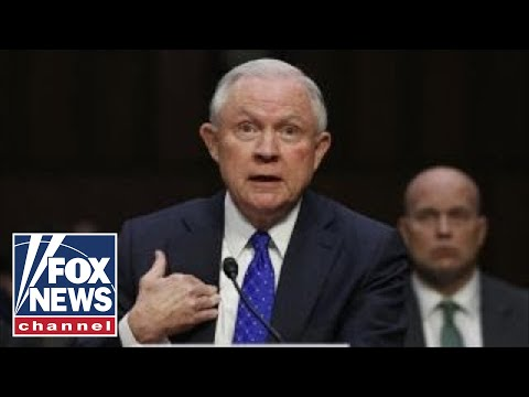 Trump targets Attorney General Sessions on Twitter
