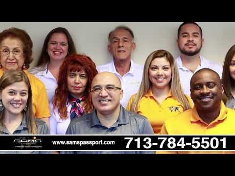 Sam's Passport & Visa Services | Notarization, Authentication, Legalization | Houston, TX