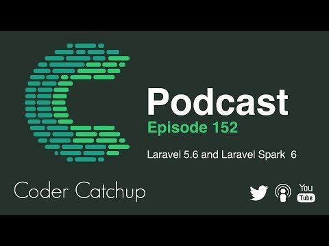 Episode 152 - Laravel 5.6 and Laravel Spark  6