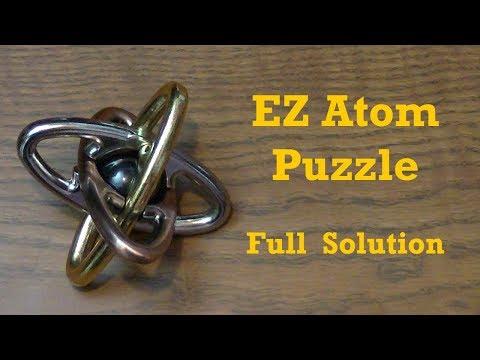 EZ Atom Puzzle