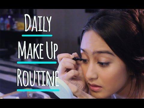Daily Make Up Routine - Salshabilla