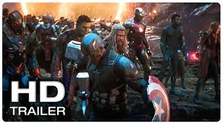 Download AVENGERS 4 ENDGAME Final Fight Trailer (NEW 2019) Marvel Superhero Movie HD Video