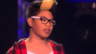 Wilson - What Do You Mean | Blind Audition | The Voice Kids
