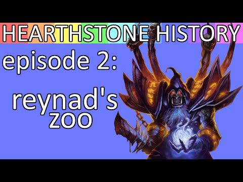 Reynad's Zoo - Hearthstone History