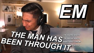 EMINEM - LEAVING HEAVEN REACTION!! | A TOPIC EM HAS NEVER TALKED ABOUT