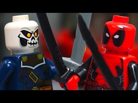 Lego Deadpool?