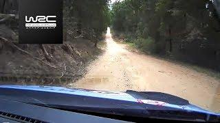WRC - Kennards Hire Rally Australia 2017: ONBOARD Mikkelsen SS05