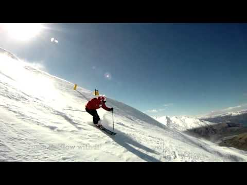 Carving with Klaus Mair : On-Off piste, steeps, powder - grace, speed and power