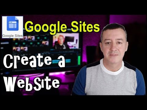 Google Sites: How To Create A Website In 5 Minutes