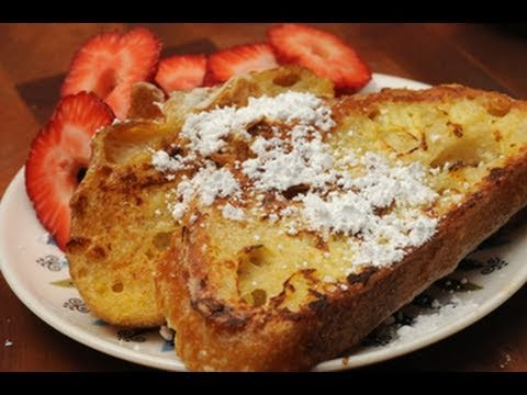 In the Kitchen with Ken: French Toast