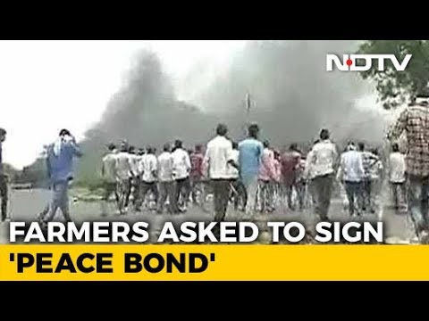 Before Farmers' Stir, Madhya Pradesh Villagers Told To Sign Peace Bonds