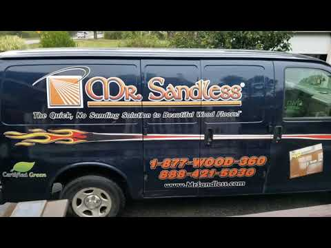 Mr. Sandless is here to make floors mint