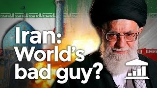 Is IRAN a threat to the WEST? - VisualPolitik EN