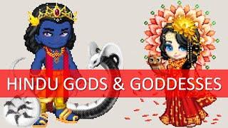 Hindu Gods : The Complete List