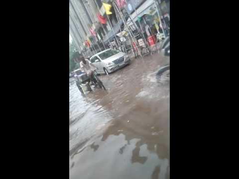 Delhi government save water arrangements.