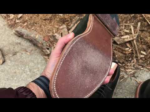 Protecting Your Leather Soles