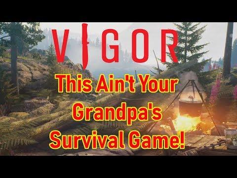 Vigor - A New Way To Survive!