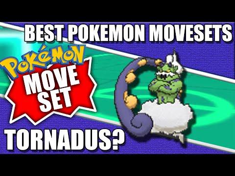 Tornadus Moveset [Support] - Best Pokemon Movesets